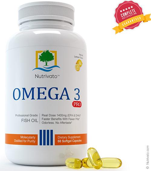Buy Professional Grade Omega-3 Pro Fish Oil
